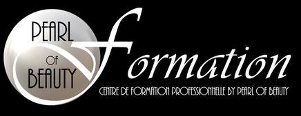Logo centre de formation Peal of Beauty