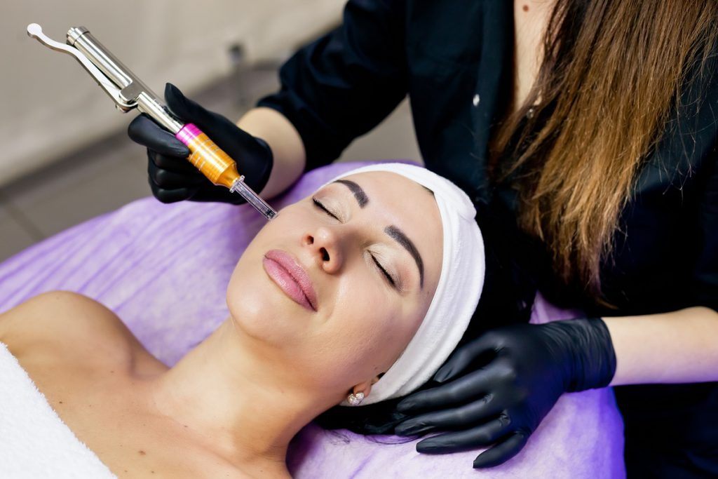 Pearl of beauty e learning microneedling